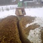 Зимнее водоснабжение